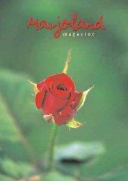 Marjoland Magazine