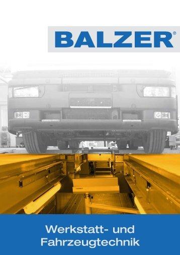 Imageprospekt - Balzer