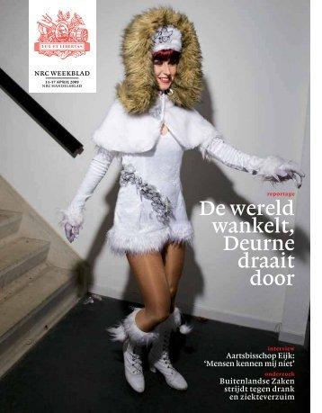 De wereld wa n k e l t , Deurne draait door - Nrc.nl