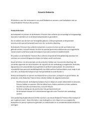garantievoorwaarden - Actionbrabantia