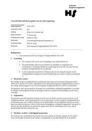 2013-05-06 RV 022 Nota integraal veiligheidsbeleid