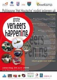 Meer info over het verkeersveiligheidsevent - Ikbenvoor.be