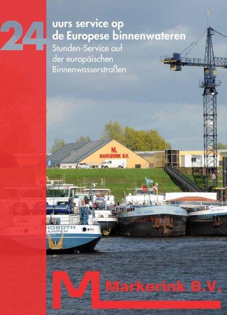Download Brochure - Markerink BV