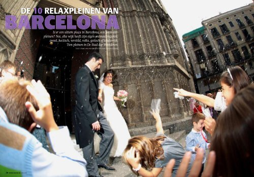 De 10 relaxpleinen van - REIZEN Magazine