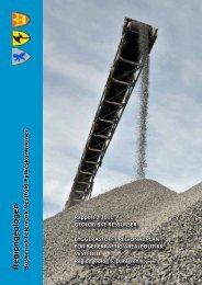 Geologiske ressurser. Byggeråstoff i Regional plan for bærekraftig ...