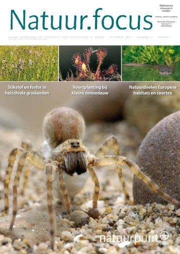 Stikstof en fosfor in heischrale graslanden ... - Universiteit Gent