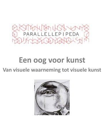 Een Oog voor Kunst (Wagemans 2010).pdf - Gestalt ReVision