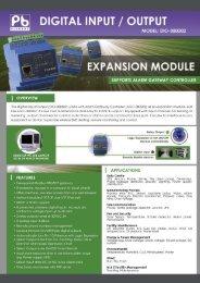 Digital Input/Output - Picobox