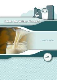 Melk. De Witte Motor? - Zuivelonline