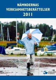 Läs nämndernas bilagor till årsredovisningen här (pdf) - Hammarö ...