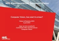 Wat is Computer Vision? - Vision, Robotics & Mechatronics
