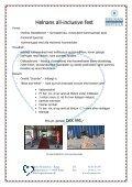 Selskabsmappe 2012 - Helnan International Hotels - Page 5