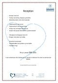Selskabsmappe 2012 - Helnan International Hotels - Page 7