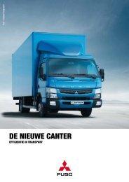 DE NIEUWE CANTER - Mitsubishi
