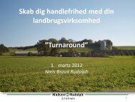Hent powerpoint her - Agri Nord