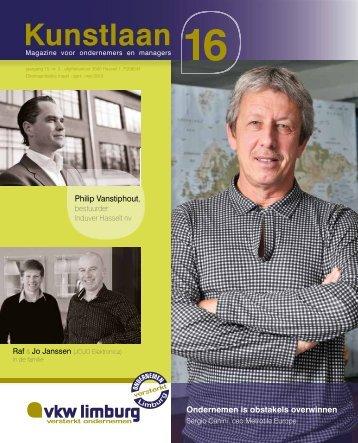 Kunstlaan 16: Maart 2013 (.pdf) - VKW Limburg
