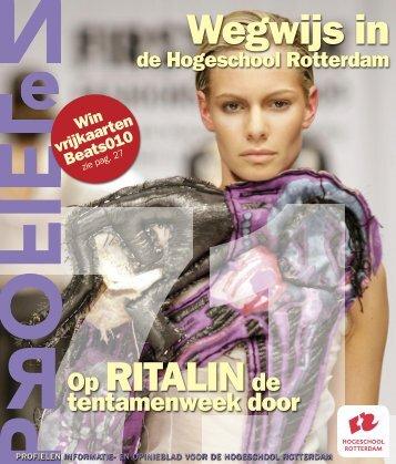 tentamenweek door - Profielen - Hogeschool Rotterdam