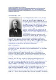 Thomas Edison - Lambo