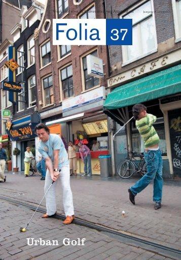 Urban Golf verovert Amsterdam