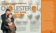 Waarheid over cholesterol - Huidcentrum