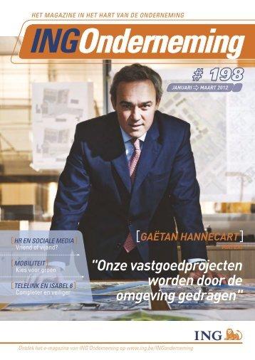ING Onderneming - ING Belgium