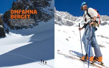 Omfamna berget - Per As Mountain Guide