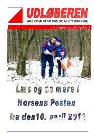 213-april - Horsens Orienteringsklub