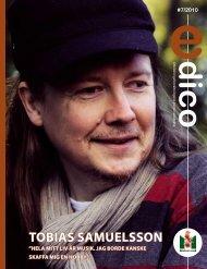 TOBIAS SAMUELSSON - Malmö stad
