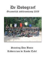 De Dobograef - Scouting Don Bosco