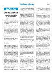 OLG München v 31. Juli 2012 - 4 Ws 133-12.indd - Forum Strafvollzug