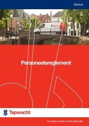 2011_TAP_004_Personeelsreglement_LR v4 def - Facilicom