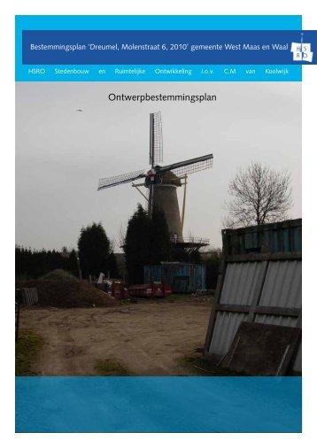 Toelichting - Gemeente West Maas en Waal