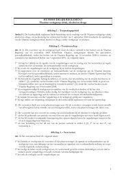 huishoudelijk reglement (PDF) - Vlaams Agentschap Zorg en ...