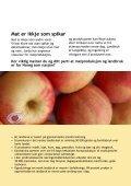Ansvarlege politikarar gjev mat frå heile landet - Norges Bondelag - Page 3
