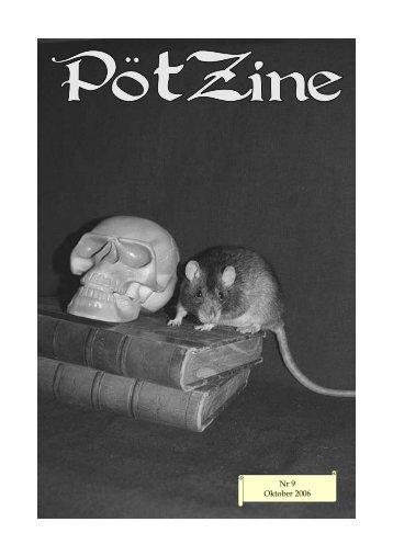PötZine 9 - PötZine - Interface1.net