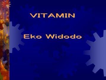 pert 5. mineral-vitamin