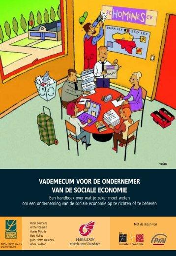 vademecum sociale economie.pdf - Expertisepunt