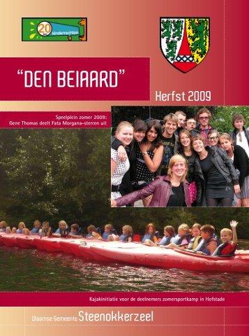 """""""DEN BEIAARD"""" - Steenokkerzeel"""