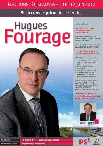 Télécharger le journal de campagne de Hugues Fourage