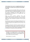 Reumatiska sjukdomar och sex - Sahlgrenska Universitetssjukhuset - Page 2