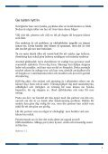 Reumatiska sjukdomar och sex - Sahlgrenska Universitetssjukhuset - Page 4