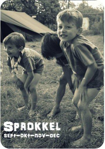 Sprokkel sept - Scouts Lebbeke