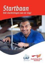 600 vluchtelingen aan de slag! - VluchtelingenWerk Nederland