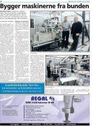 Se artiklen J&M Industri Teknik - g&e Maskinteknik A/S