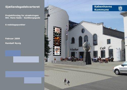 Sjællandsgadekvateret endelig forslag 16 feb 2009