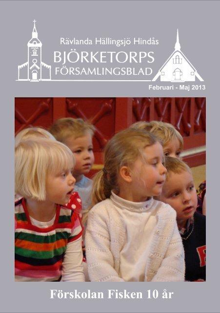 Februari 2013 - Björketorps Församling