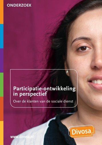 Participatie-ontwikkeling in perspectief - Raad voor Werk en Inkomen