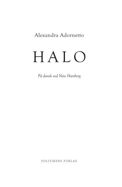 Alexandra Adornetto - Politikens Forlag