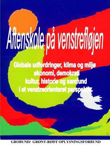 Grobunds program 2011.pdf - Nørrebro Park - Enhedslisten