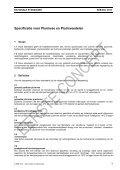 Specificatie voor Pluimvee en Pluimveedelen - Surinaams Bureau ... - Page 7